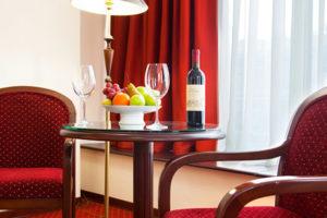 Встреча гостей отеля в Red Royal Hotel в центре Краснодара