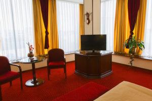 Отель в классическом оформлении